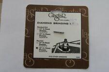 "Glastar 1/8"" Diamond Grinding Head Fine #30740 Glass Grinder Bit stained glass"