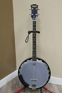 Vintage Raven 4-Strings Banjo