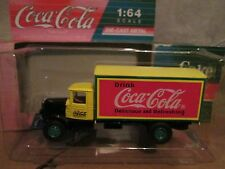 AHL mack BM coke cola delivery truck American Highway Legend 1/64 Hartoy
