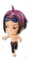 Free! - Iwatobi Swim Club 3'' Rin Chibi Kyun Prize Figure NEW
