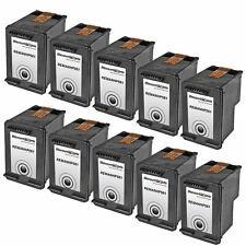 10 CH561WN 61 Black Printer REMAN Ink Cartridge for HP HP61 Deskjet 1000 1050