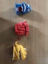 Ghostbusters Figuren Geister aus 1984, Rar, Kult