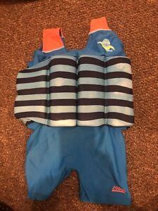Zoggs Float Swim Suit Age 2-3 Years
