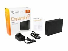 2TB Seagate Expansion 3.0 Desktop Hard Drive - GorillaSpoke, Free Worldwide P&P!