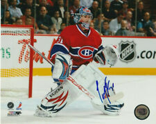 CAREY PRICE SIGNED MONTREAL CANADIENS GOALIE 8x10 PHOTO #4 Autograph
