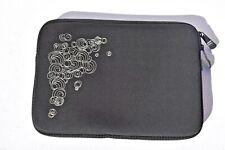 HP 7X11 Tablet Soft Zipper Sleeve Case Cover Bag Black .....A021
