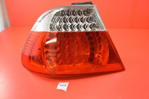 A#5 04-06 BMW M3 325Ci 330Ci LH COUPE ONLY TAIL LIGHT ASSEMBLY DRIVER SIDE OEM