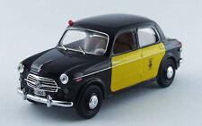 Fiat 100 Taxi Barcellona 1956 1:43 Model RIO4449 RIO
