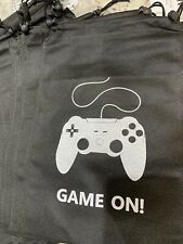 Video Game Party Supplies Pack Of 20 Game On Drawstrings Bags