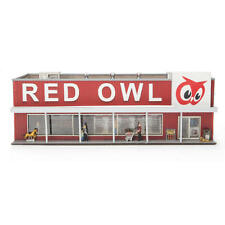 Menards ~ O Gauge Red Owl Store