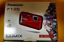 Panasonic Lumix -FT25 16.1 Megapixel Digitalkamera - Unterwasser Kamera
