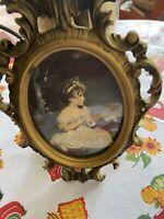 Vintage Age Of Innocence Frame Poster #209