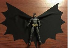 Custom Batman Arkham City Mattel DC Collectibles Cloth Cape CAPE ONLY Multiverse