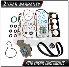 Head Gasket Set Timing Belt Kit Fit 00-05 Dodge Neon 2.0L SOHC 16v Cu 122