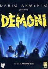 Demoni (1985) DVD