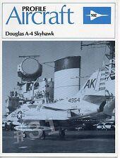 Douglas A-4 Skyhawk Profile Aircraft No. 102 Monograph 1982 Scale Drawings