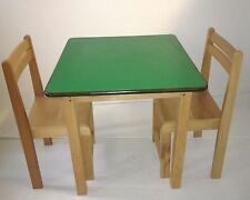 Kids beech Wood Table and Chairs/classroom chairs/classroom tables/school stuff