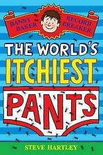 Danny Baker Record Breaker 5: The World's Itchiest Pants by Steve Hartley, Book