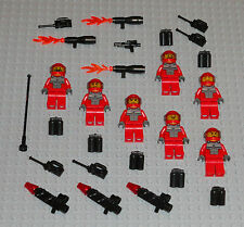 LEGO Minifigures 7 Space Marines Halo Toys Blasters Weapons Lego Minifigs Guys