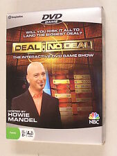 Deal or No Deal: The Interactive DVD Game Show (DVD / HD Video Game, 2006)