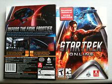 BN STAR TREK ONLINE ALL PC ADVENTURE EXCEPTIONAL PACK + BONUS PC GAME