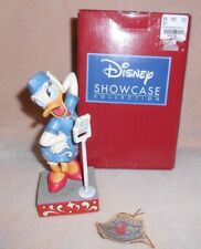 DISNEY TRADITIONS JIM SHORE DISNEY SHOWCASE COLLECTION DAISY DUCK