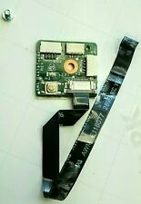 "HP Pavilion 17"" DV9000 DV9500 Power Button Board DAAT9TH28B2 with Ribon Cable"