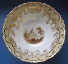 Rococo British Coalport Porcelain & China