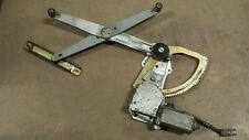 Ford Sierra cosworth sapphire front electric Window Motor  n/s/f front passenger
