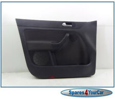 VW Golf Plus 05-09 Passenger Front Door Card Part no 5M0868079A