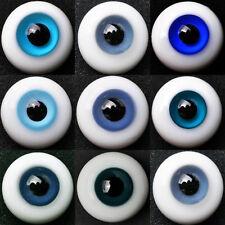 Acryl Rund Augen in Grün Verschiedene Größen