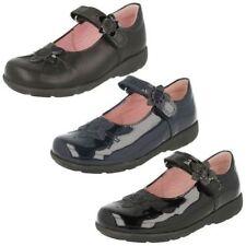 Chaussures violet avec attache auto-agrippant pour fille de 2 à 16 ans