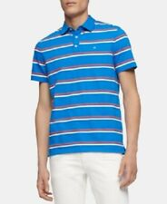 Calvin Klein Men's Stripe Polo Size XL
