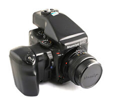 Mamiya 645 Pro-TL Medium Format SLR Film Camera 55mm F2.8 KIT
