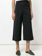 Tibi Cropped Wide Leg Trouser Uk Size 8 / US Size 4