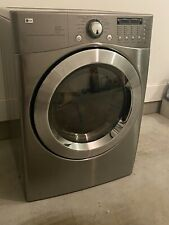 Used Lg Gas Dryer (Grey)