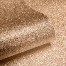 Couture Muriva Sparkle Copper Bronze Glitter Metallic Textured Wallpaper (701374