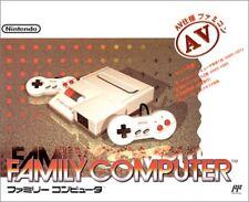 Nintendo Family Computer (Famicom) AV specification 1993 Original Japan Console