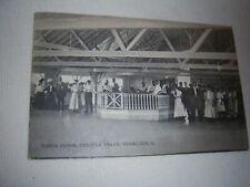 1911 DANCE FLOOR CRYSTAL BEACH VERMILLION, OHIO POSTCARD