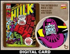 Topps Marvel Collect The Incredible Hulk #135 In Detail Weekly #9 [DIGITAL CARD]