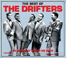 SEALED NEW CD Drifters, The - The Best Of The Drifters