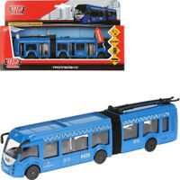 Vitovt Max Duo Diecast Model Articulated Trolley Bus Scale 1:50