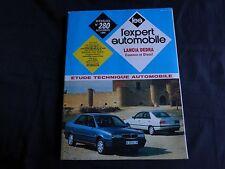 revue technique l'expert automobile-lancia dedra-essence et diésel