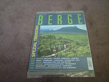 Berge 1/2003 Spezial Trecking u. a. Themen siehe Bild