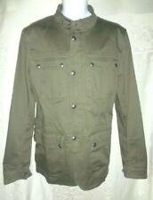 BELSTAFF Olive Field Jacket Parka 54 XXL $595