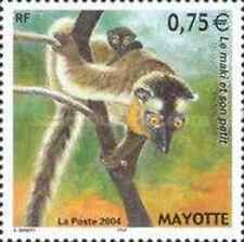 Timbre Animaux Mayotte 167 ** année 2004 lot 6230