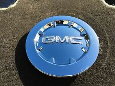 NEW 2007-2014 GMC SIERRA 1500 DENALI YUKON XL CHROME WHEEL HUB CAP EMBLEM 1PC