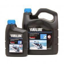 4Litre Yamalube Yamaha 2 Stroke Marine Engine Oil TCW3