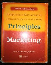 AA/VV # PRINCIPLES OF MARKETING # Prentice Hall Financial Times 2002