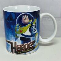 Toy Story Disney Pixar Mug Cup Heroes in Training Buzz Woody Rex 10oz